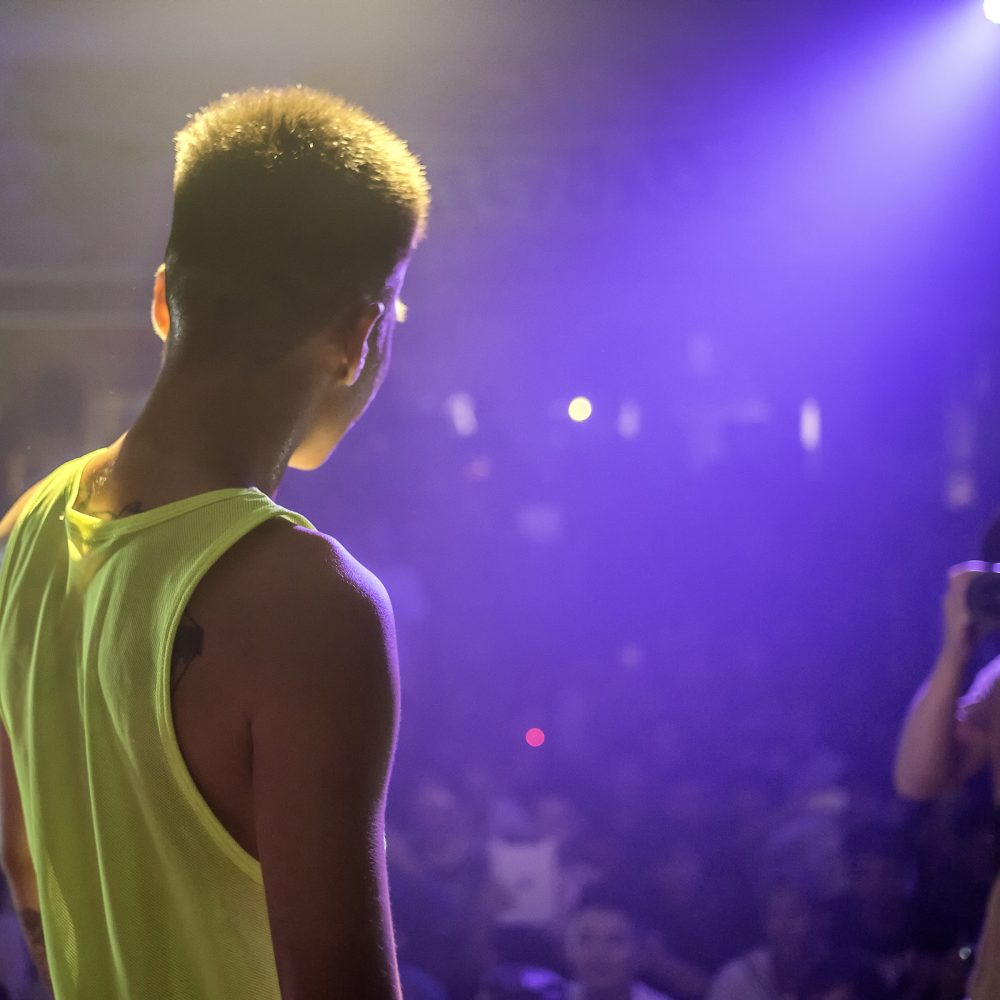 Wowy show at Yoko Club 2015 June 25